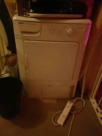 Tumble dryer and washing machine