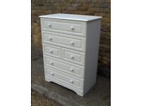 Chest of Drawers (5 draws) #FREE LOCAL DELIVERY#