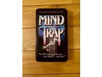 Mind trap card game