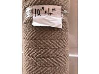Wool berber 3.35m x 4m