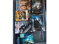 55 Assorted DVDs