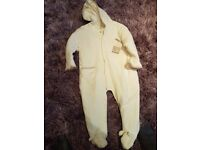 Baby Boy Snowsuits (newborn to 9 months available)