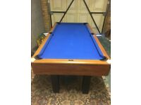 Riley Pool Table - Good condition!