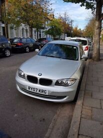 BMW 1 Series 2.0 118d SE 5dr - Great condition! Cruise control