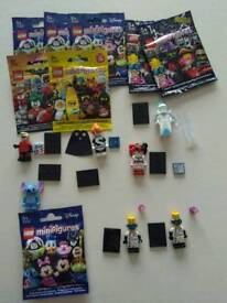 Brand new lego series mini figures