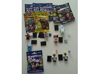 Brand new lego series mini figures
