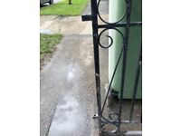 Wrought Iron Gates - **COLLECTION ONLY** (£40 each)