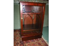 HiFi Cabinet. Good Quality by Beresford & Hicks of England.