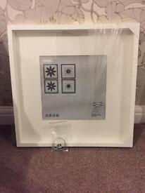 IKEA large picture frame (white)