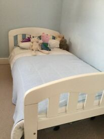 John Lewis Cot bed excellent condition