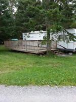 Laurentian Prospector Travel Trailer