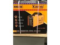 New Inverter Welder 240amp