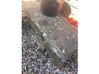 Large rockery stone