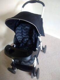 Graco mirage plus stroller/buggy