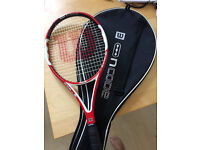 *Wilson nCode nSix-One* - Tennis racket