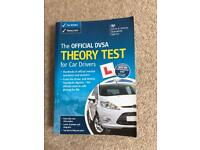 DVSA Theory test for car drivers and the official Highway Code book