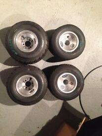 Go kart wheels