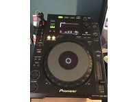 2 X CDJ 900 & 1 X DJM800. CDJ - £650 each. DJM - £600. Full set up £1750