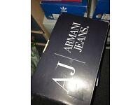 Armani trainers uk size 9