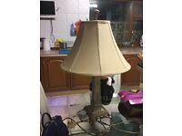 Table lamp in good working order
