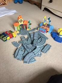 Great Chugginton Train set with Trains