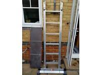 Ladders/steps/platform