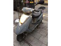2008 Yamaha Vity 125cc £250
