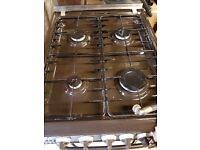 Cannon gas oven, cooker and hob