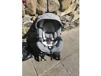 Doona car seat/stroller & isofix base
