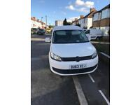 Vw caddy (63 reg)px for a car welcome