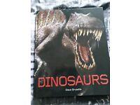 very large dinosaur book