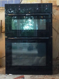 Built in Electric double oven: Neff U1442 SO GB .