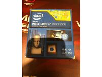 Intel Core i7 4770k CPU 1150 - Offers Welcome