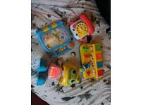 Toddler bundle bright beats junior phone and musical book