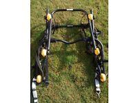 Halfords 3 Bike Rear Carrier