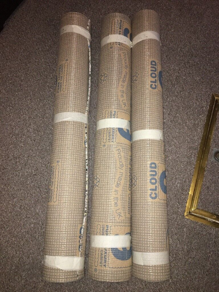 Cloud 9 Quality Carpet Underlay 9mm 7 5m2