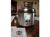 Sage The Fast Slow Pro Electric Pressure Cooker