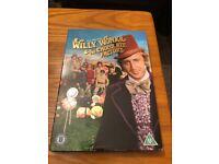 (Original) Willy Wonka & The Chocolate Factory DVD