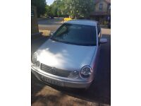 Voltswagen polo spares or repair 2002 petrol 1.2