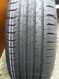 Brand new tyre continental 205 55 16