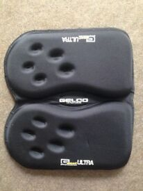 Gelco GSeat Ultra Pressure Cushion (Black)