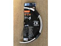 Brand new Chromoplastics P35 bicycle mudguards 28 inch