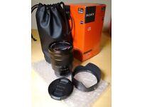 Sony Zeiss Vario-Tessar T 24-70mm F/4 OSS FE ZA Lens E-Mount