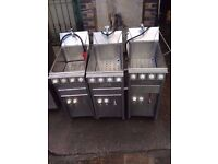 VALENTINE COMMERCIAL ELECTRIC PASTA BOILER SINGLE PHASE FOR TAKEAWAY ITALIAN RESTAURANT CAFE DINER