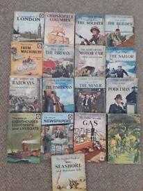 Old Children's Ladybird Books