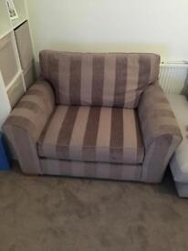 Next 'cosy' armchair