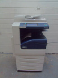 Xerox Workcentre 7120 A3 A4 colour & B/W photocopier printer scanner.