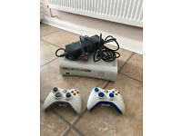 Xbox 360 60GB White Console with 16 Games