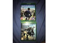 Watchdogs 2 and titanfall2