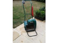 Qualcast Electric 30 Classic lawn mower